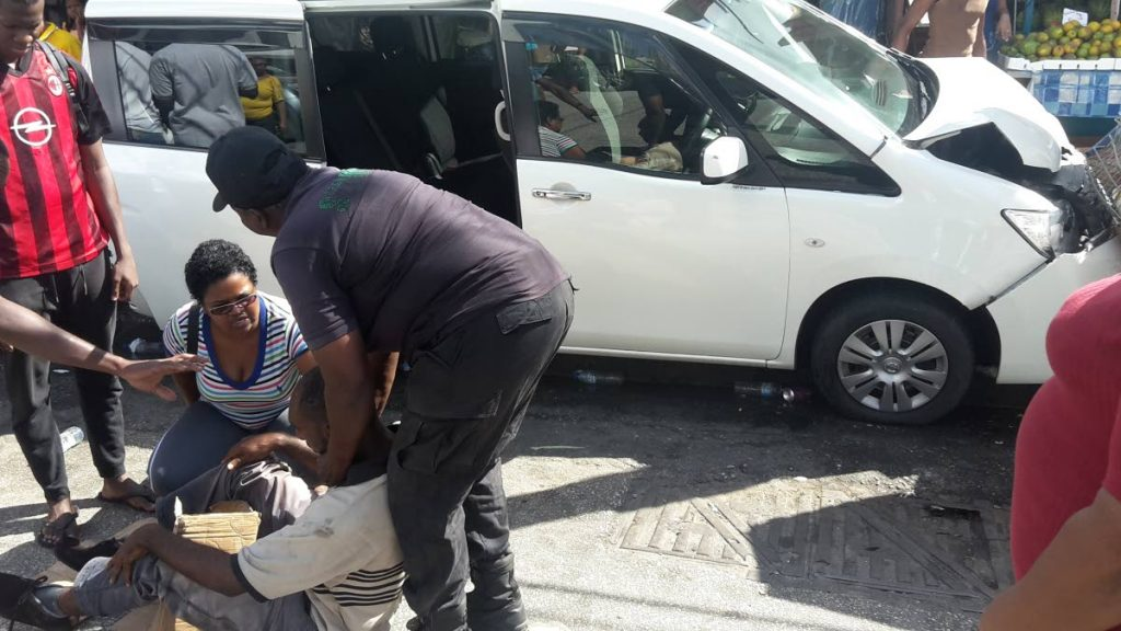 Car Crashes Newsday