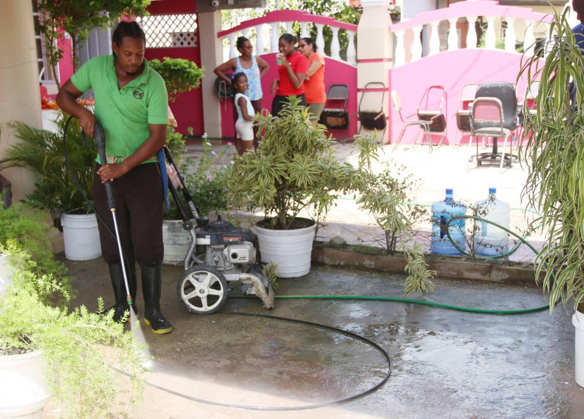 Mayaro Residents Reeling From Flood Damage Trinidad And Tobago Newsday