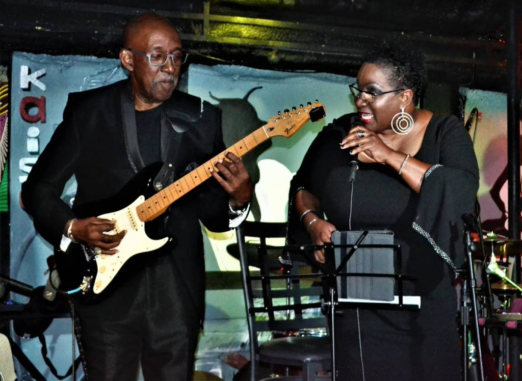 Musical Reunion With Charmaine Forde Trinidad And Tobago