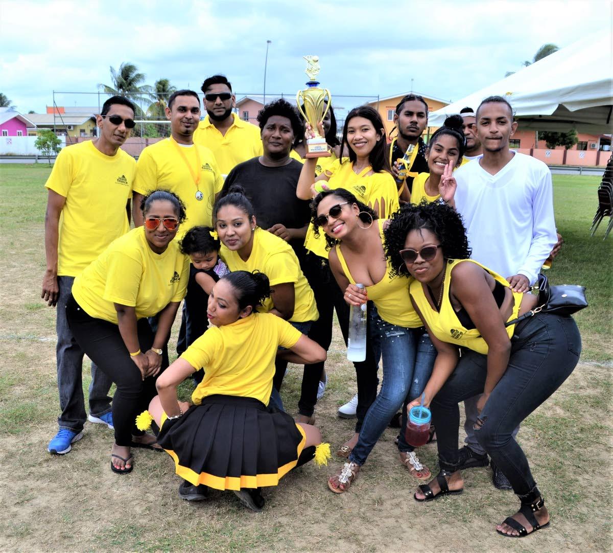 Island Finance Trinidad Head Office