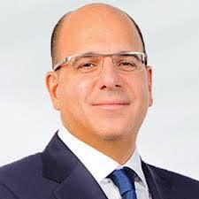 Businessman Christian Mouttet