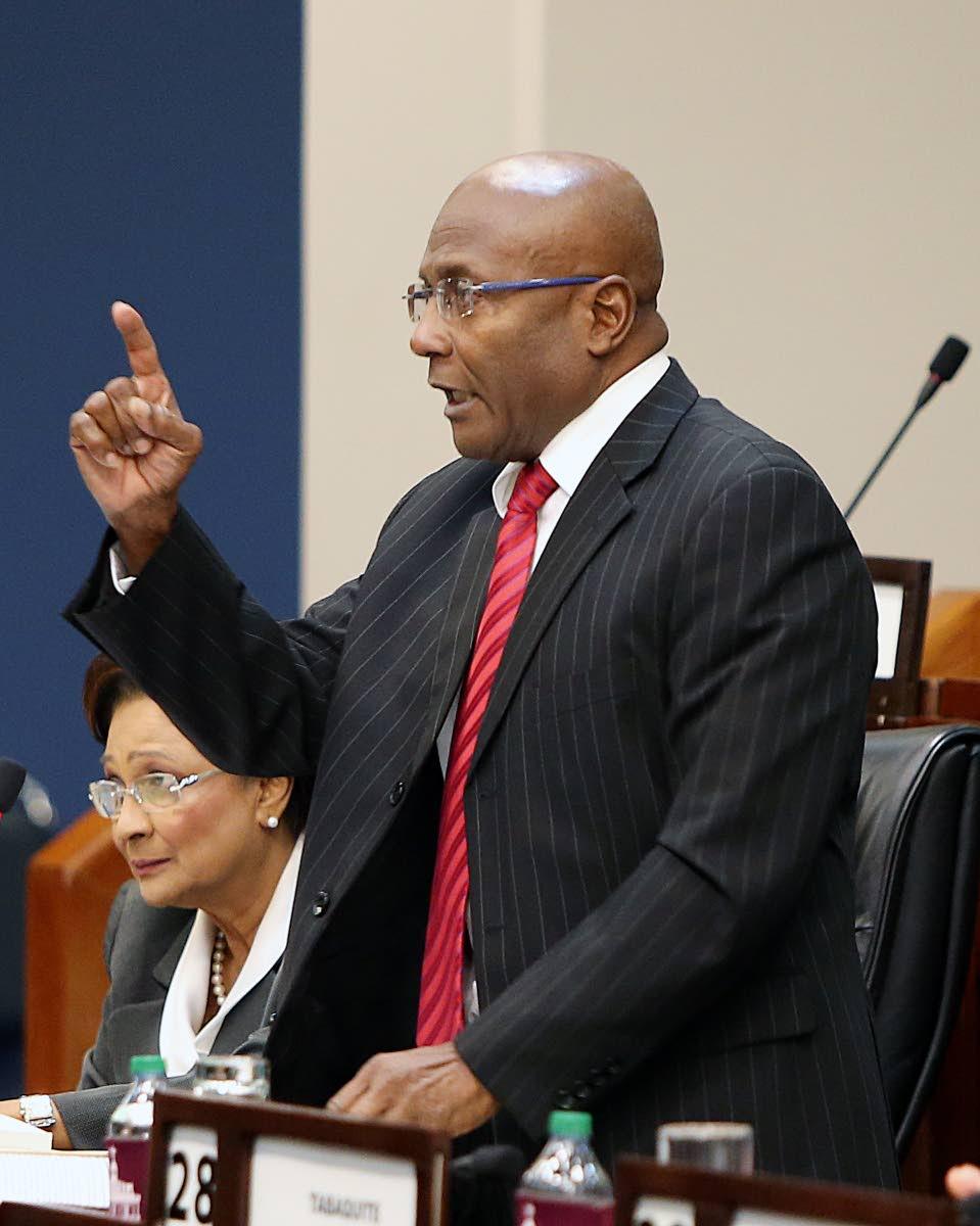 MP Rodney Charles