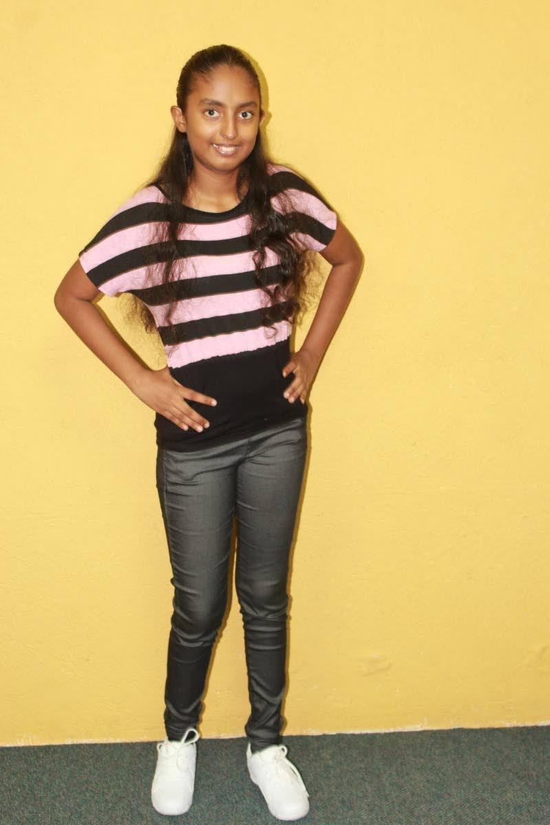 Rianna's passion for fashion