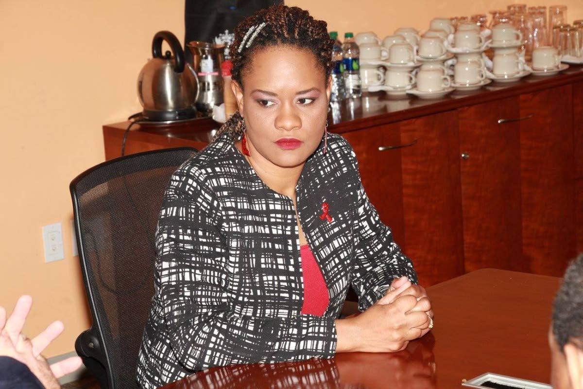 Minister Ayanna Webster-Roy