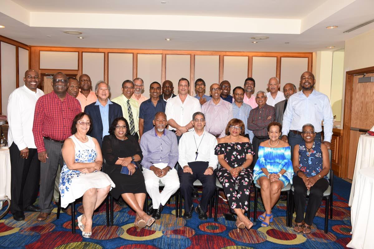 University of the West Indies, Mona, Jamaica, graduating medical class of 1982.