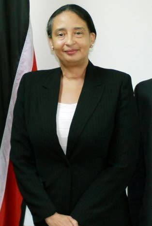 ON A MISSION: Trade and Industry Ministry's Ag Permanent Secretary Frances Seignoret who leads a trade mission today to the Dominican Republic.