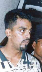 NOT ME: Michael 'Rat' Maharaj, who insists he did not murder Thackoor Boodram.