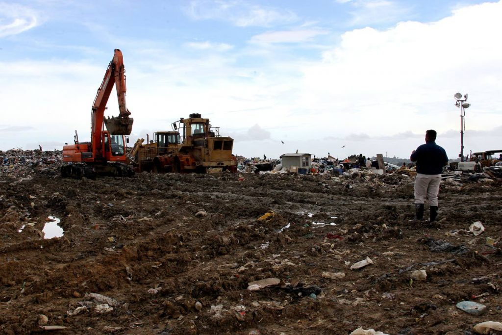The Forres Park Landfill