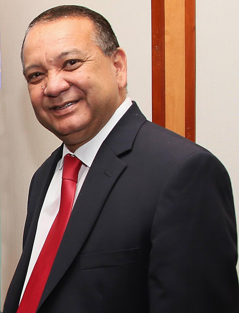 Petrotrin line minister, Energy Minister Franklin Khan. FILE PHOTO