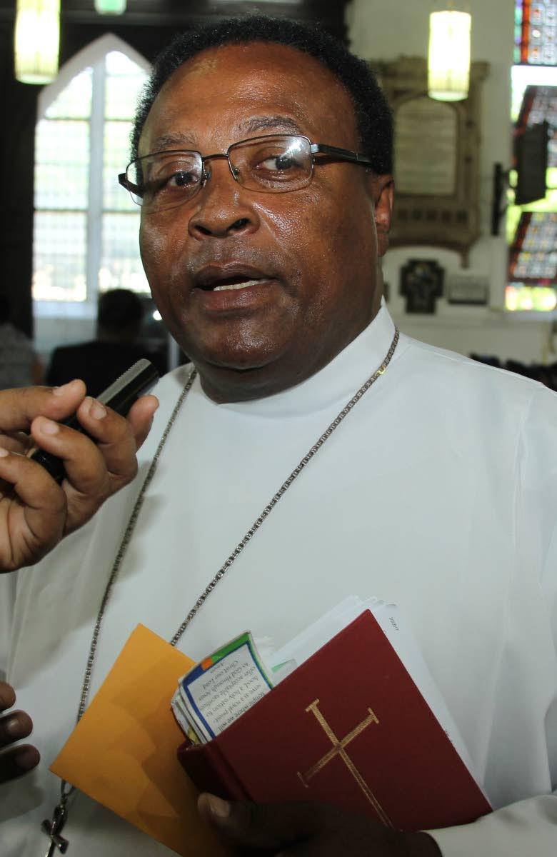 Father Carl Williams