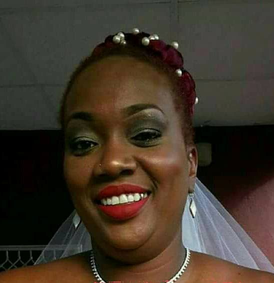 WPC Roxanne Sealy who was shot by accident at the San Juan police station.