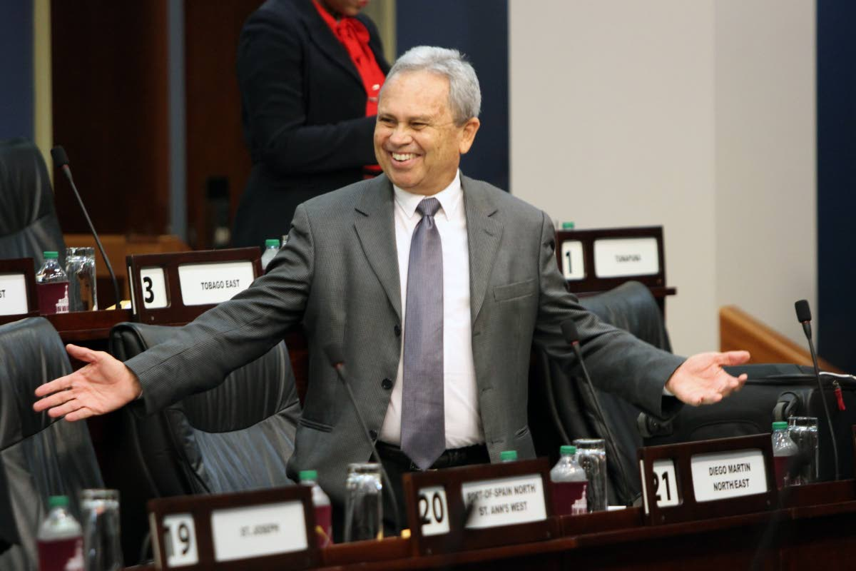 Imbert Lays Out 2018 Fiscal Plan Today
