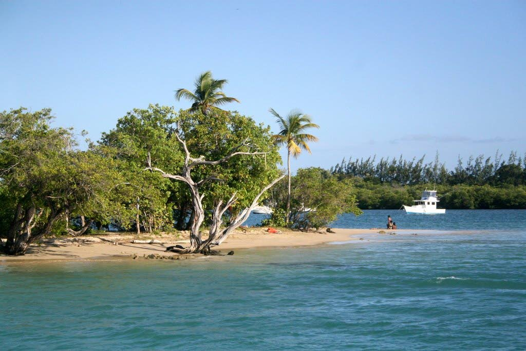 No Man's Land Tobago, site for a Sandals resort.