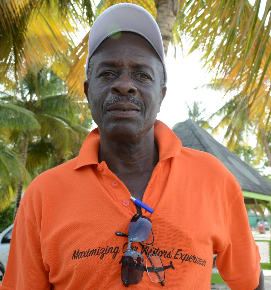 Cloyd Williams, President of the Tobago Maxi-Taxi Drivers and Owners Association.