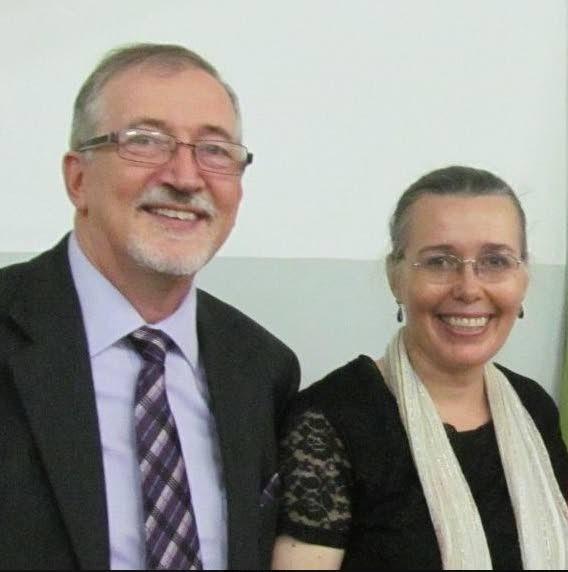 Michael and Kathryn Purdom