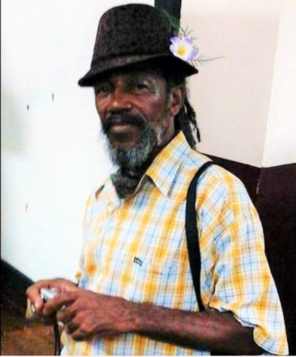 KILLED: Ruthven 'Man Sandy' Sandy, 63, was killed in a triple murder at a bar on Wednesday in Marabella.