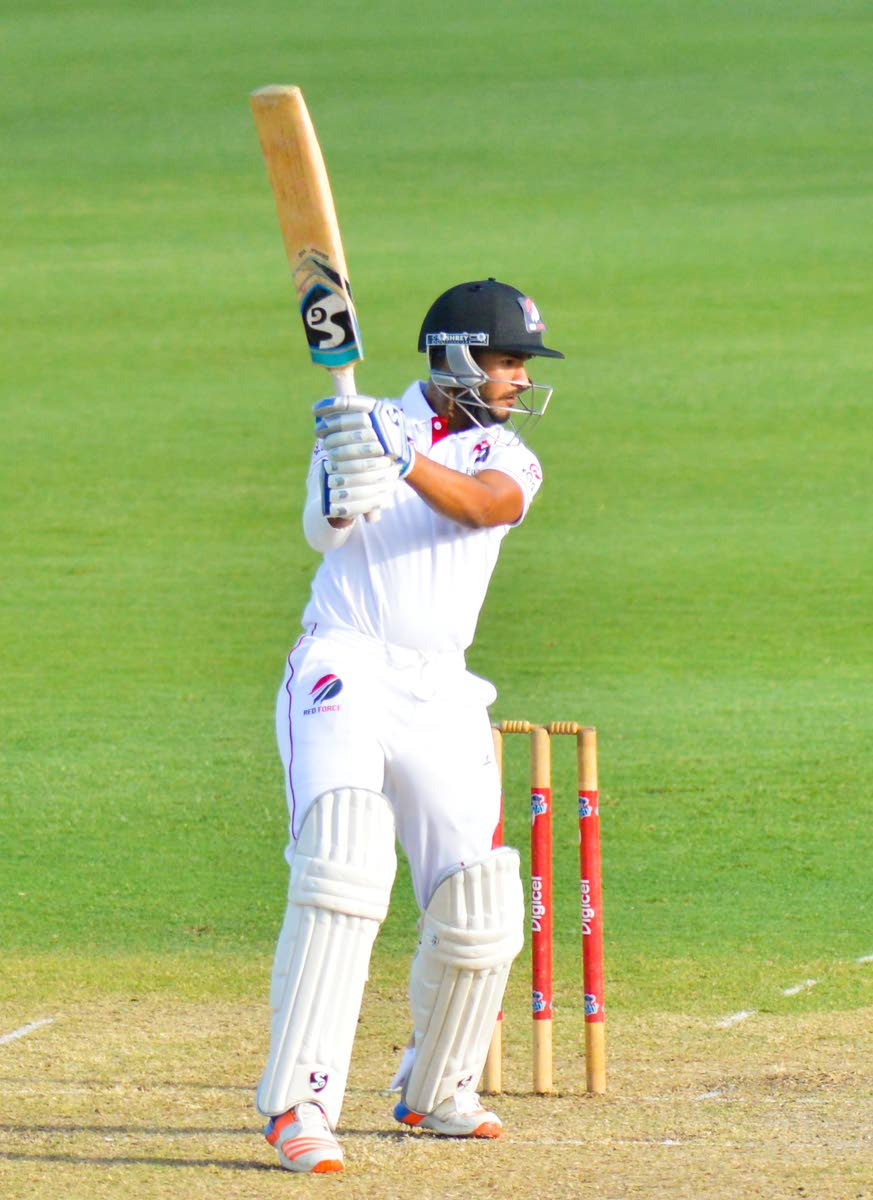 Red Force batsman Amir Jangoo who made his debut last season is back for the 2017/2018 first class season.