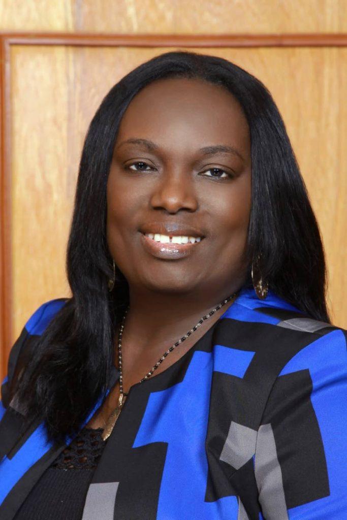 Deborah Thomas-Felix, President of the Industrial Court.