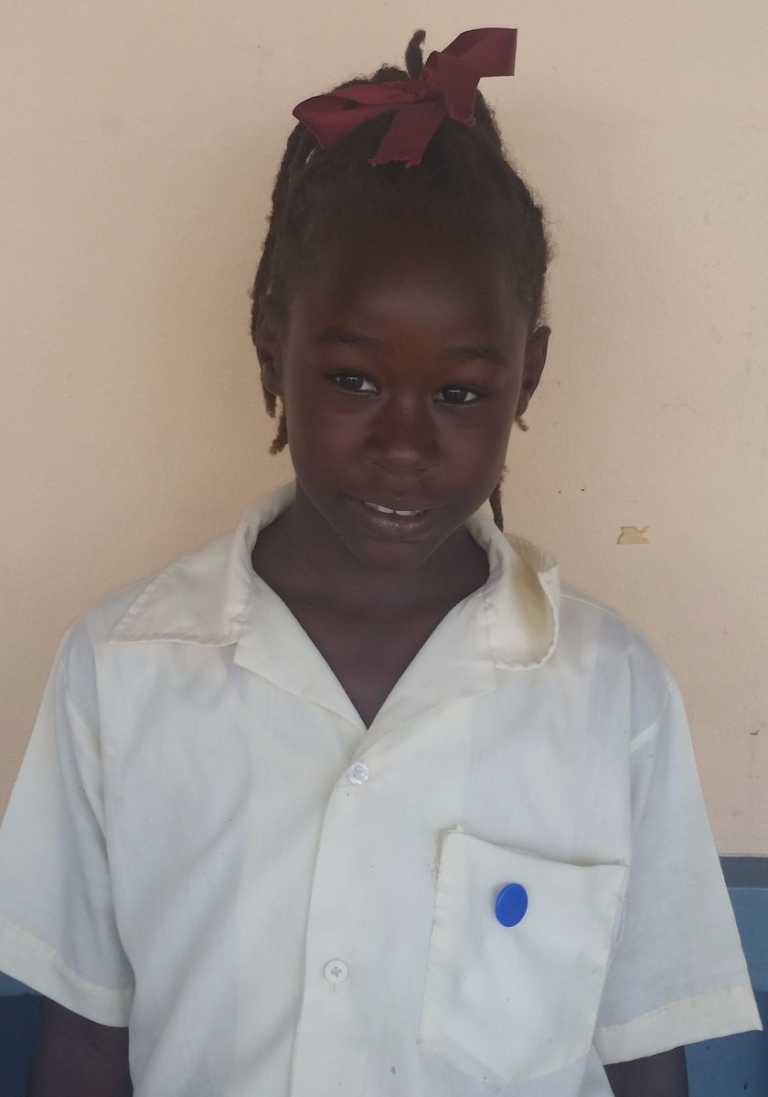 10-year-old Princess Kingston, who has been reported missing.