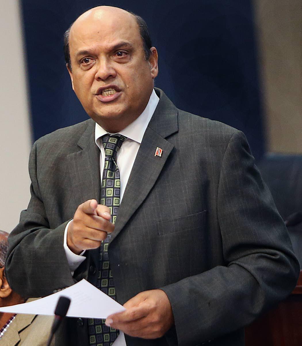 Chaguanas East MP Fazal Karim.