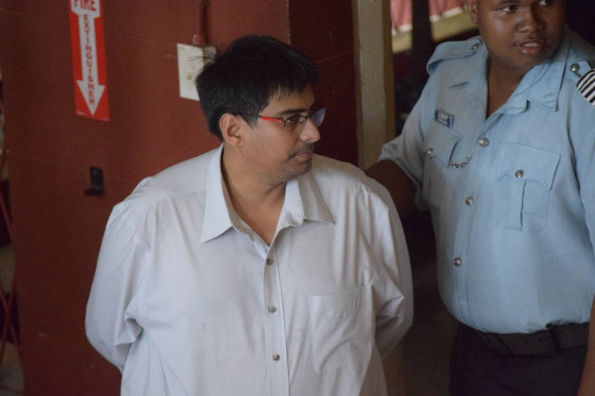 Image result for T&T man who faked kidnapping in Guyana jailed