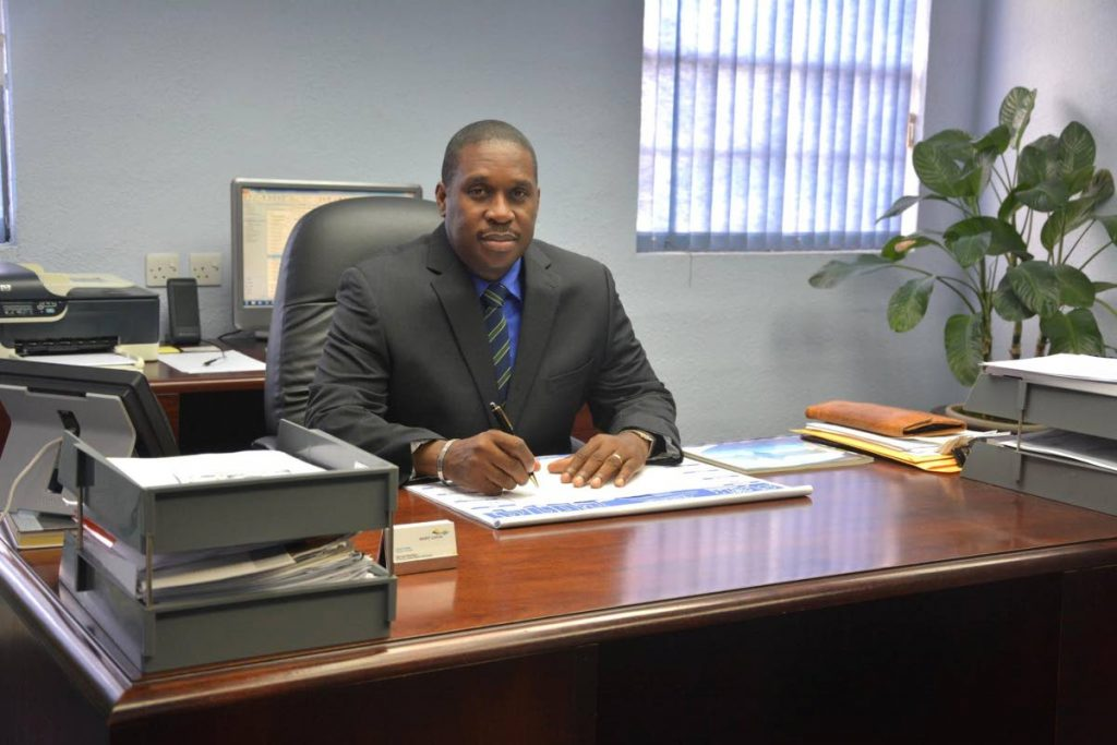 Newly appointed Chief Executive Officer (CEO) of the Tobago Tourism Authority (TTA), St Lucian national, Louis Lewis.