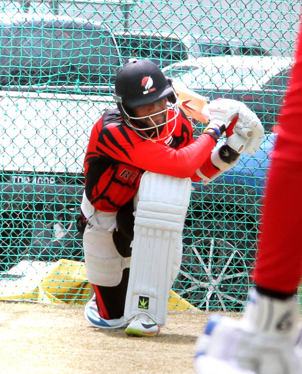 Ramdin: Red Force pacers must step up