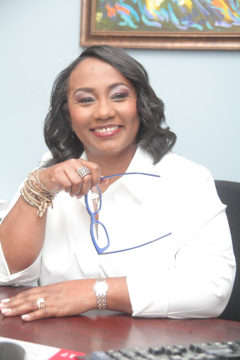 Founder and Managing Director of Reputation Management Caribbean Limited (RMC) Lisa-Ann Joseph. PHOTO COURTESY RMC.
