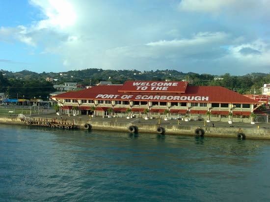 Port of Scarborough, Tobago. PHOTO COURTESY TRIPADVISOR.COM