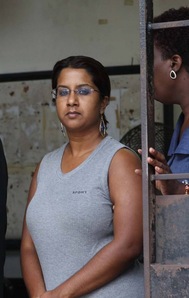 ESCAPE ARTIST: Fraud accused Vicky Boodram walked out of the Women's  Prison on Monday afternoon escorted by two policemen who told prison officers she had to attend a non-existant night court.