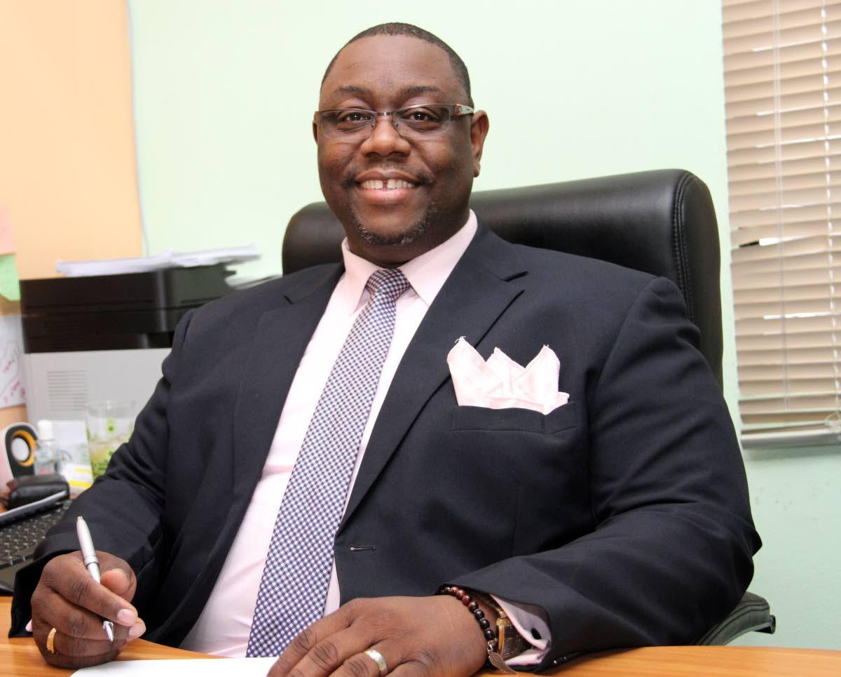 Children's Authority chairman Hanif Benjamin