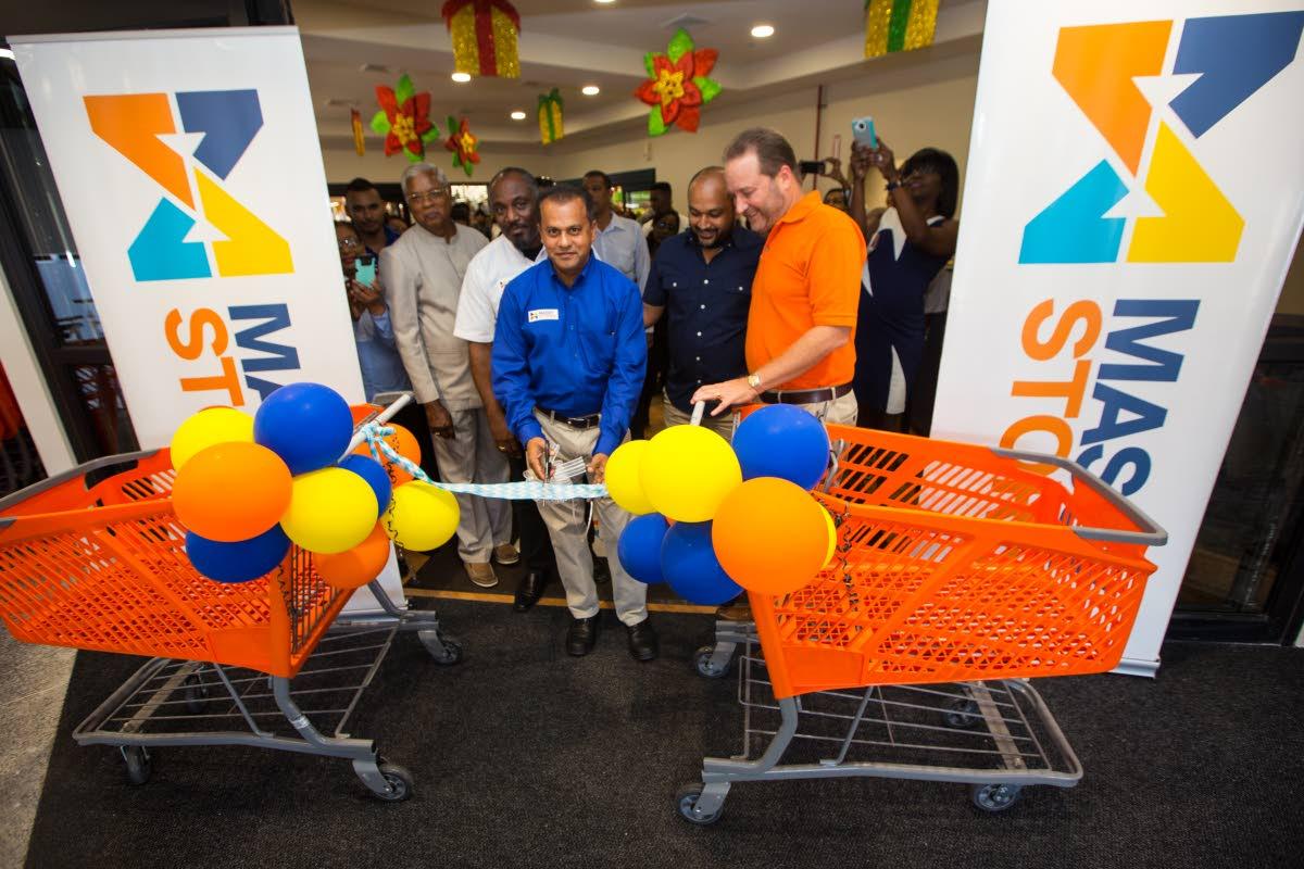 Massy Stores opens supercentre in Marabella. PHOTO COURTESY MASSY STORES.