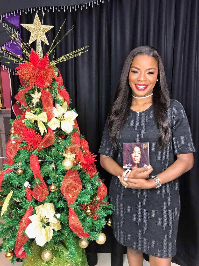 Gospel artiste Kezie Peters-Shah wants to make 100 children smile for Christmas 2017. She is using her music to make it happen.