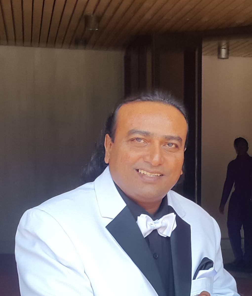 Chutney singer Nermal