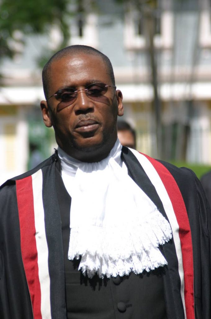 Chief Justice Ivor Archie.