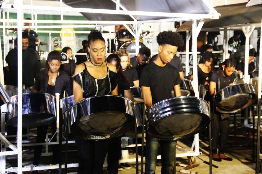 Skiffle Steel Orchestra