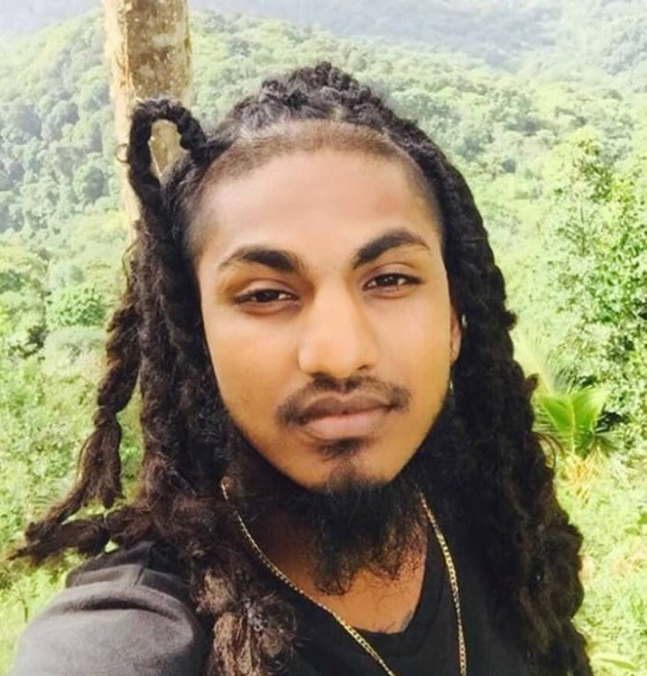 GUNNED DOWN: Trinidadian Richie Ramdass was gunned down on Old Year's Night in St Lucia.