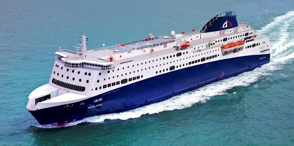 File photo: The MV Nova Star