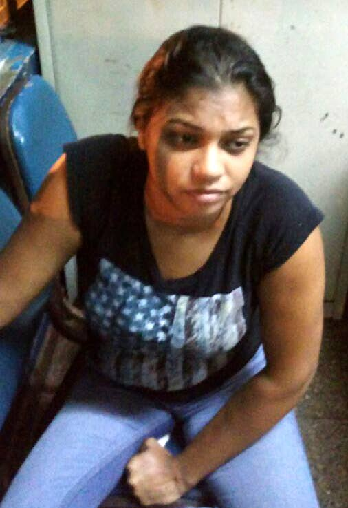 Sinear Maharaj, charged with gun possession.