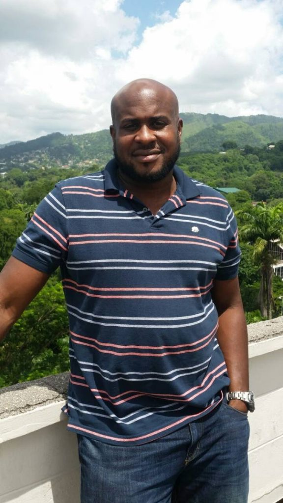 Chevon Bartholomew, 37, disappeared in the waters surrounding Gasparee Island after a routine dive yesterday.