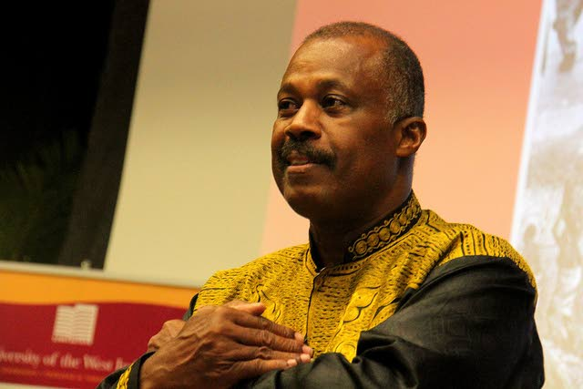 UWI Vice Chancellor Professor Hilary  Beckles.