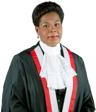 Justice Paula Mae Weekes. FILE PHOTO