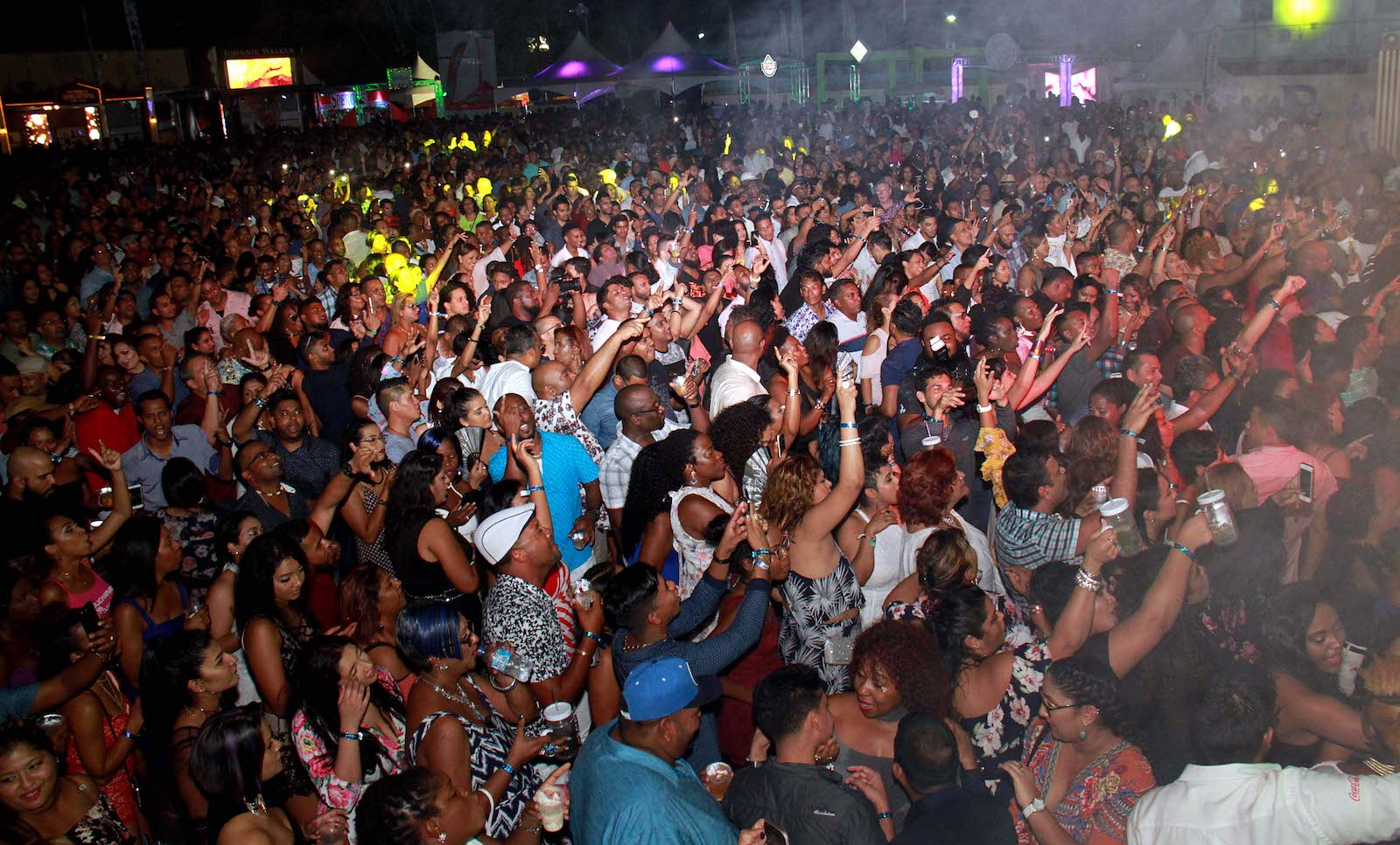 Francois Illas New Tradition: 32 New Fetes As Ticket Federation Releases Carnival 2019