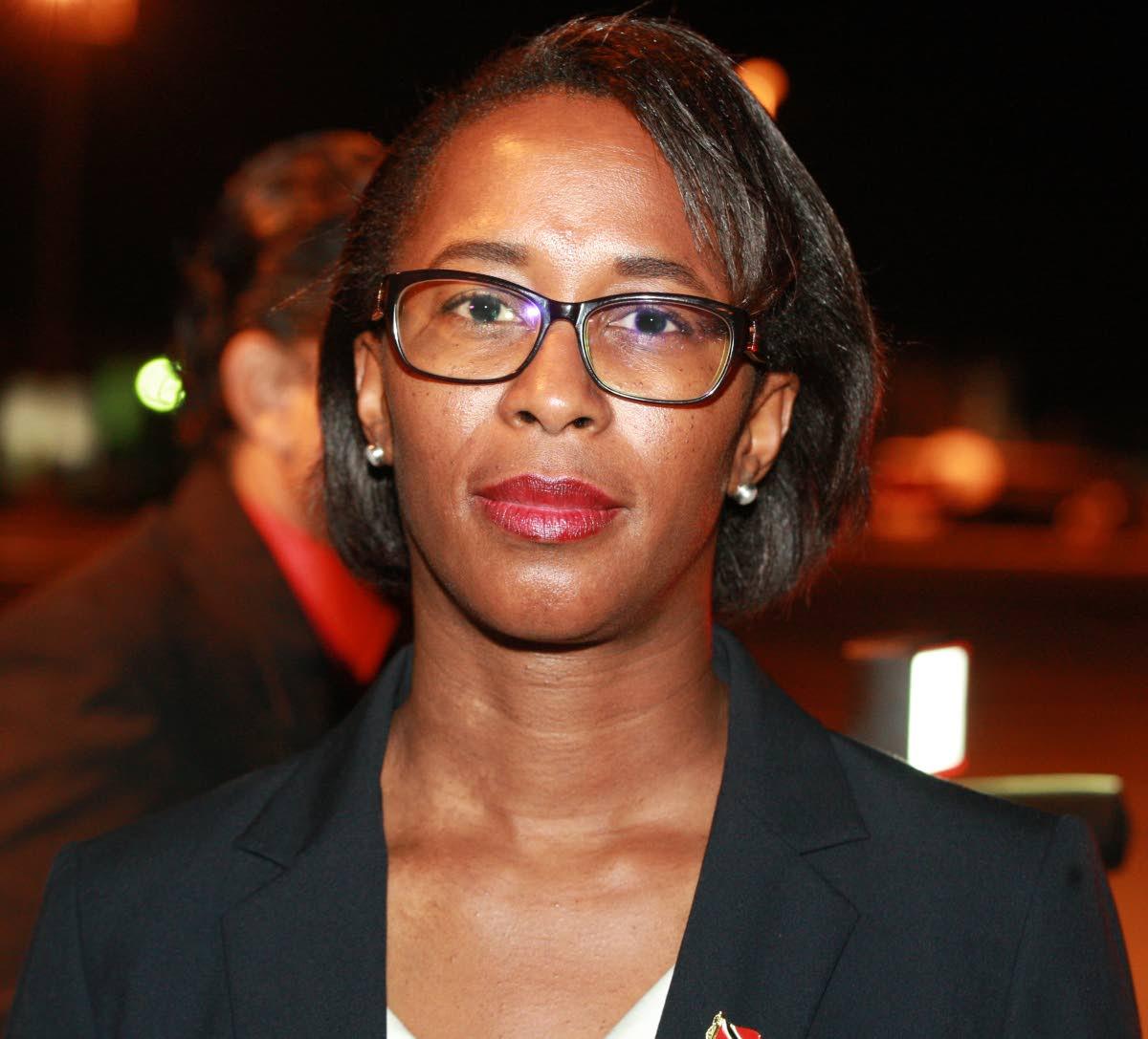 La Brea MP Nicole Olivierre.