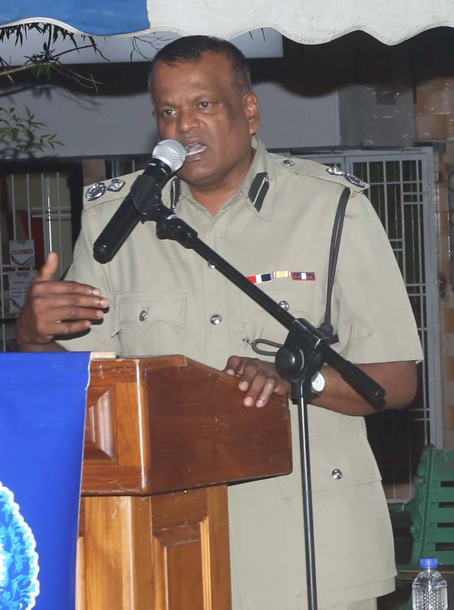 Acting DCP Deodath Dulalchan