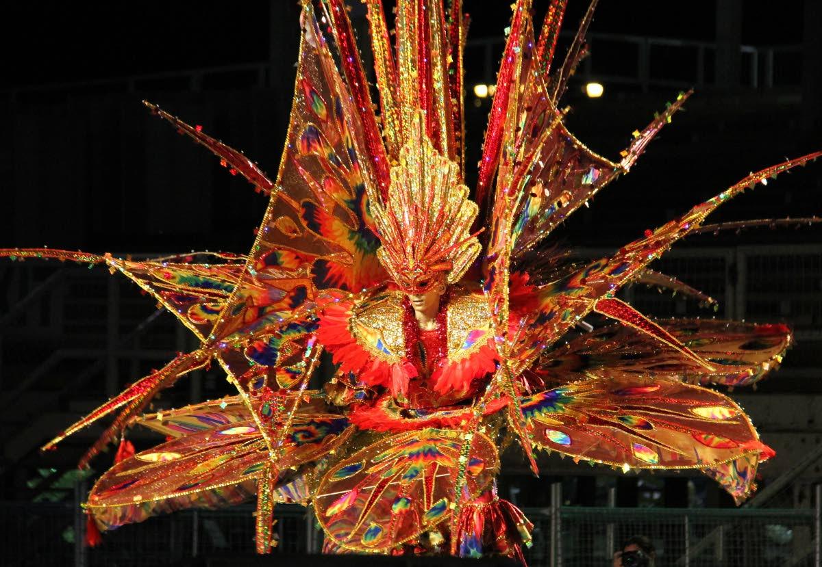 JUNIOR CARNIVAL KINGS 2018  WINNER WINNER,...Nikolai Jagdeo....Explosion of our Cultures AT THE QPS  06-02-18  PHOTO SUREASH CHOLAI