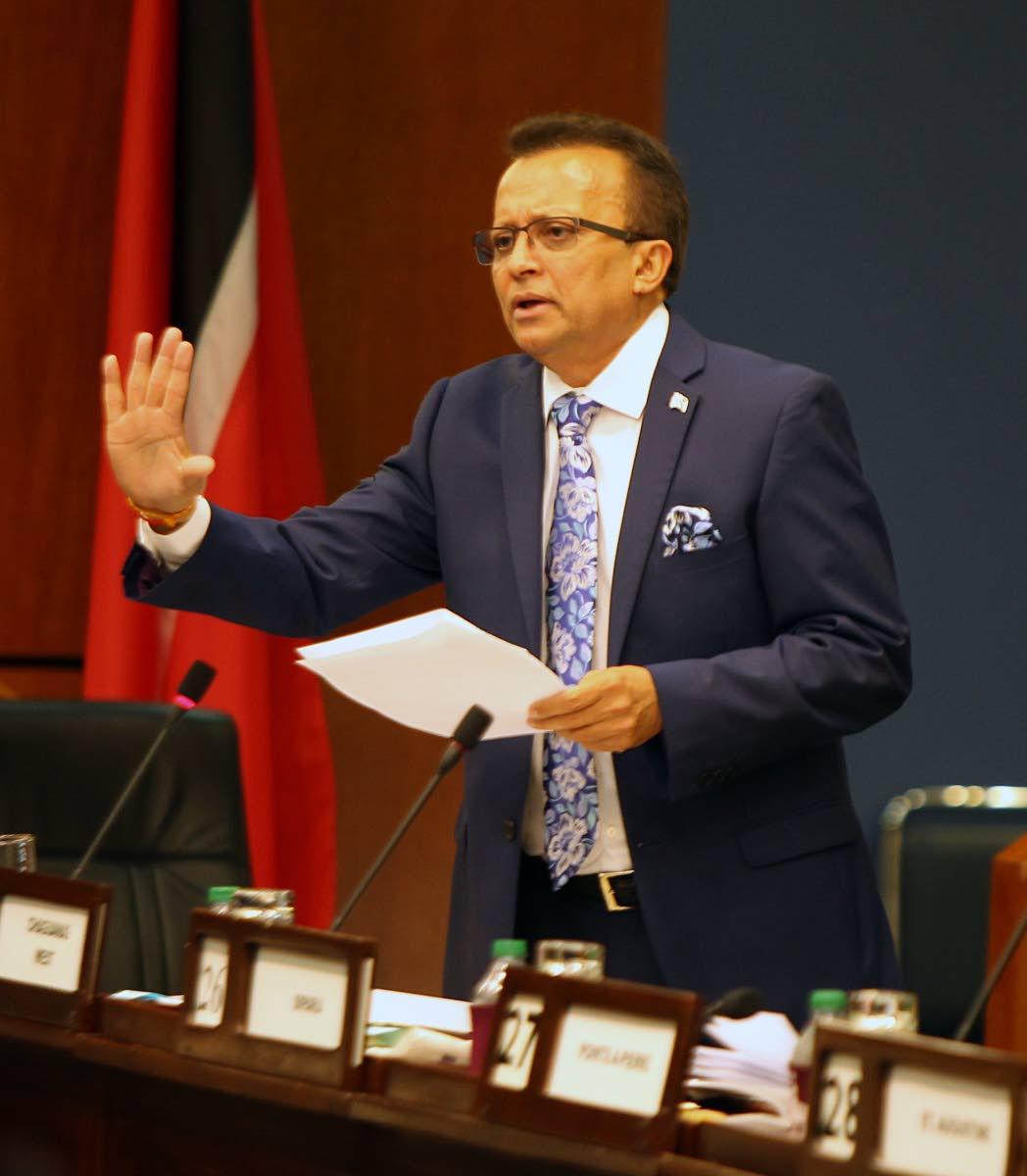 Opposition MP Ganga Singh