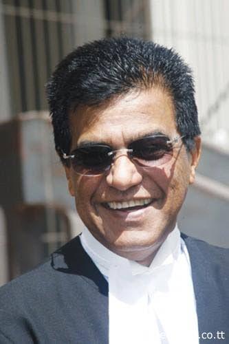 Ramesh Lawrence Maharaj, SC.