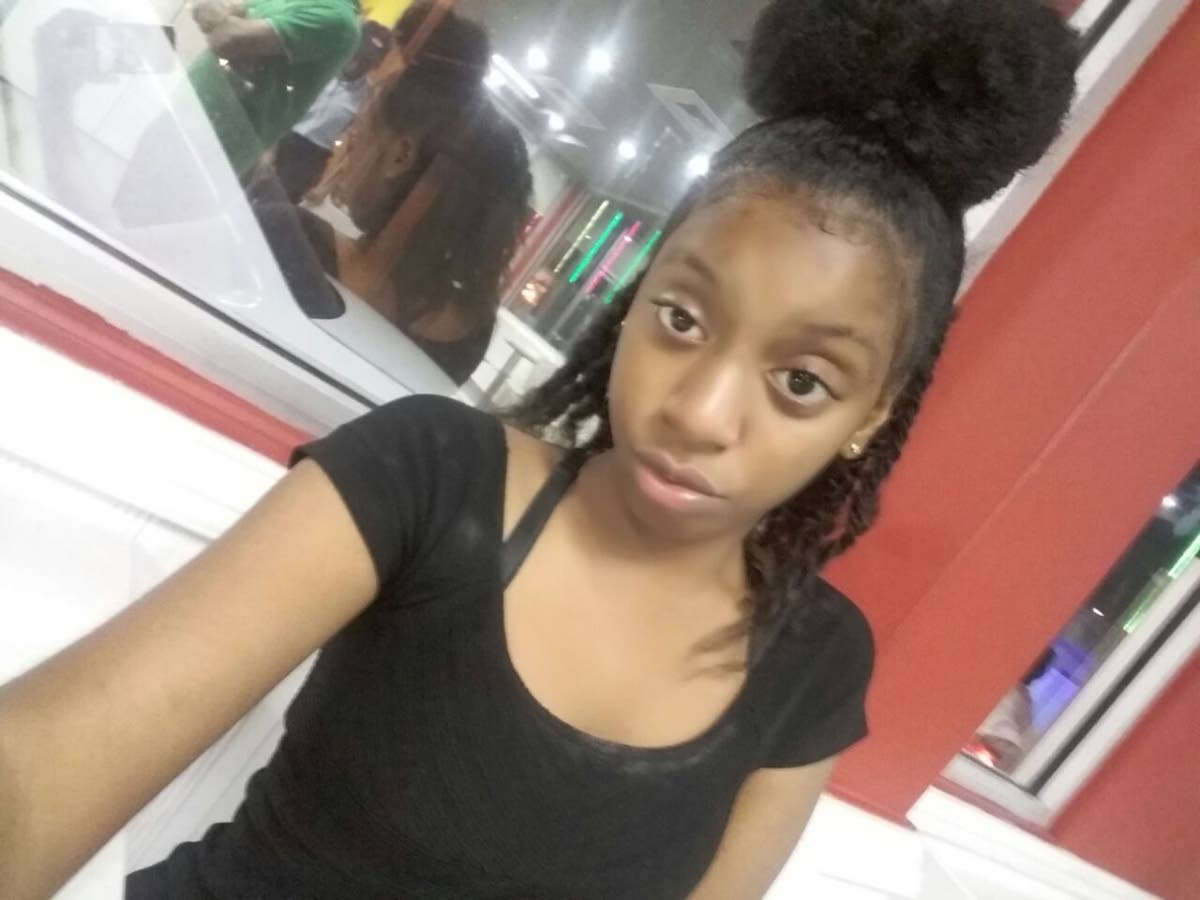 St Augustine student Angel Bonnell, 15,  missing since January 27.