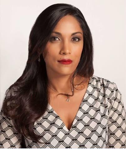 Ria Karim, developer and creator of D'Junction app.